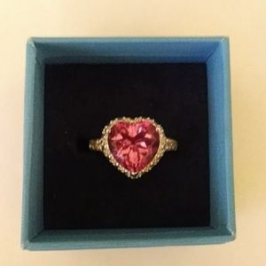 NWT Sterling Silver Size 10 Ring